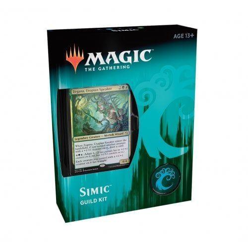 MTG: Ravnica Allegiance Guild Kit - Simic