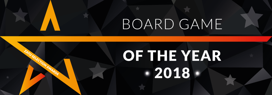 Zatu Selections – Board Game of the Year 2018