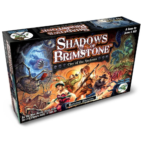 shadows of brimstone revised edition