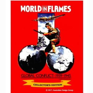 World in Flames Collector's Edition: Deluxe Game