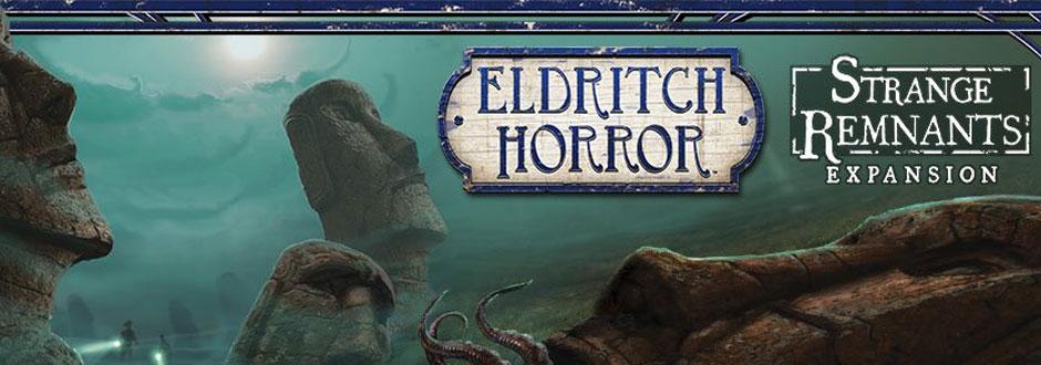 Eldritch Horror: Strange Remnants Expansion Review