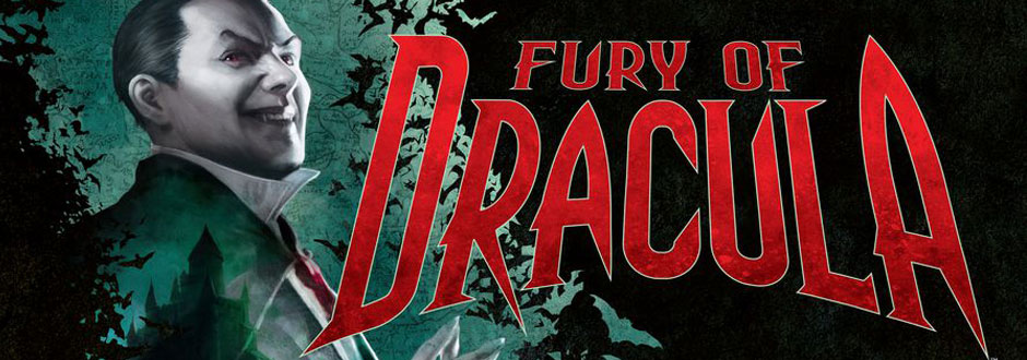 Fury of Dracula 4th Edition Review