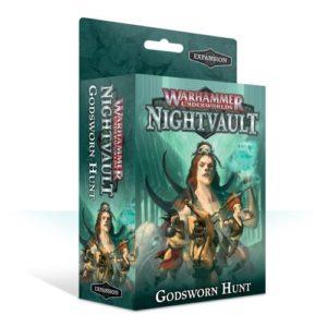 Wh Underworlds: Godsworn Hunt (Eng)