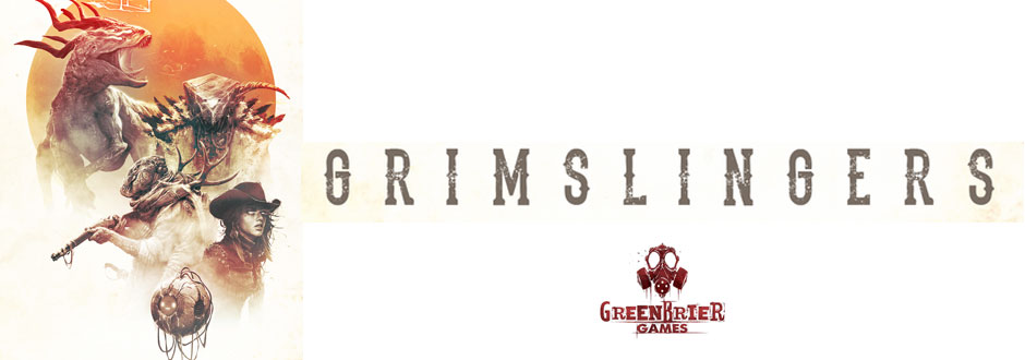 Grimslingers Board Game Review