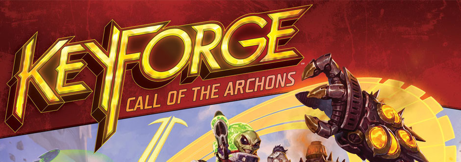 Keyforge – A Few of my Favourite Cards