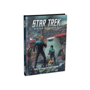 Star Trek Adventures: Science Division Supplementary Rulebook