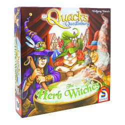 Quacks of Quedlinburg- Herb Witches