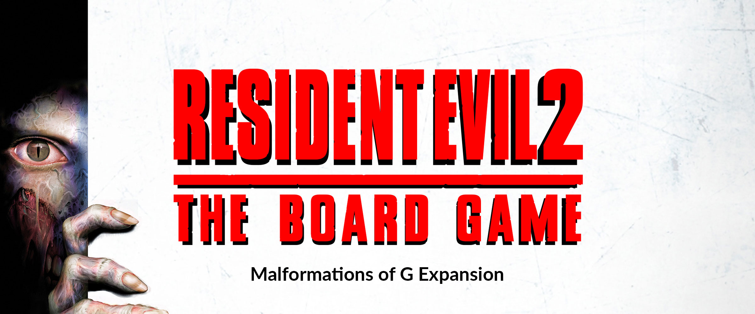 Resident Evil 2 - Malformations of G Expansion Review