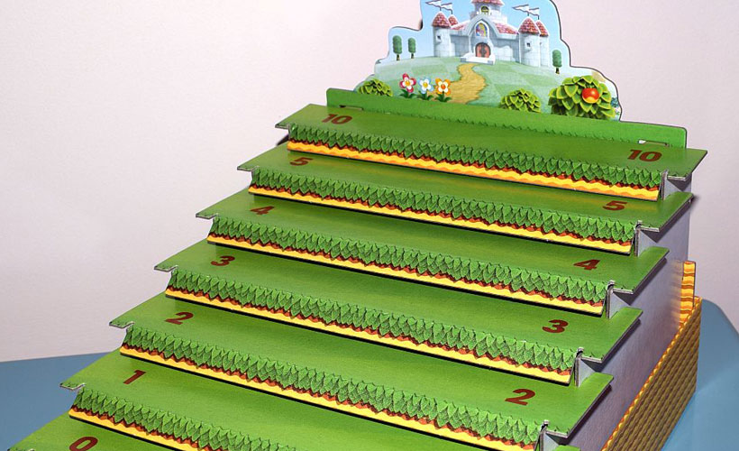 Super Mario Level Up! - Game Platform