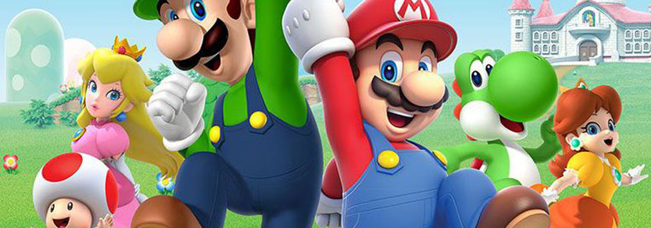 Super Mario Level Up! Review