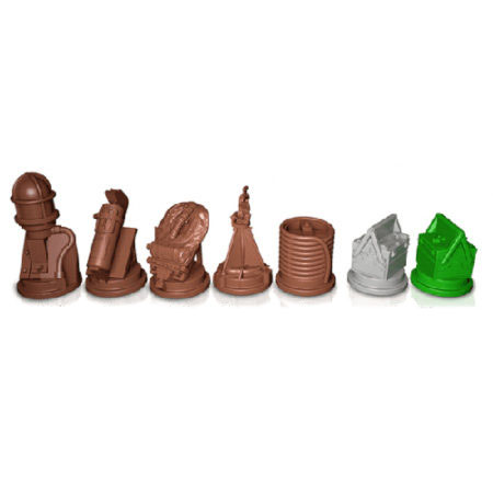 U-Boot The Board Game All Resin Pack