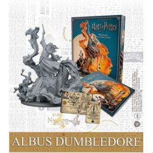 Harry Potter Miniatures Adventure Game: Albus Dumbledore Expansion (HPM)