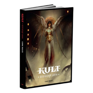 KULT RPG: Divinity Lost, 4th Edition Core Rulebook (Hardcover)