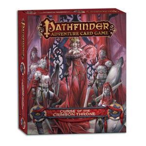 Pathfinder Adventure Card Game: Curse of the Crimson Throne