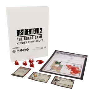 Resident Evil 2: The Board Game - Murder From Above Expansion