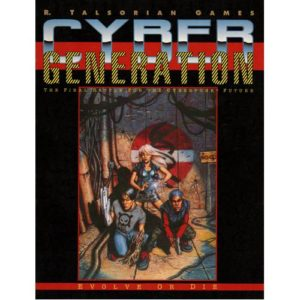Cyberpunk 2020 RPG: Cybergeneration