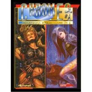 Cyberpunk 2020 RPG: Chromebook 3/4