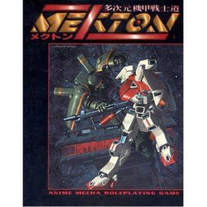 Mekton Zeta RPG Core Rulebook