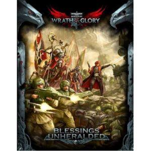 Warhammer 40K Roleplay: Wrath & Glory - Blessings Unheralded Adventure