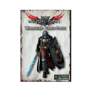 Warhammer 40K Roleplay: Wrath & Glory - Wargear Card Pack (55-Card Pack)