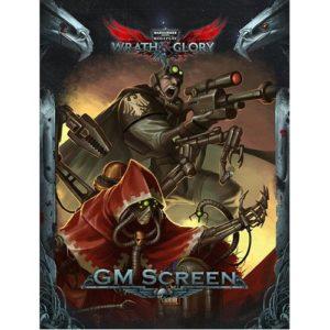Warhammer 40K Roleplay: Wrath & Glory - GM Screen