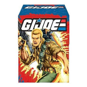 G.I. Joe PRO 100+ Deckbox