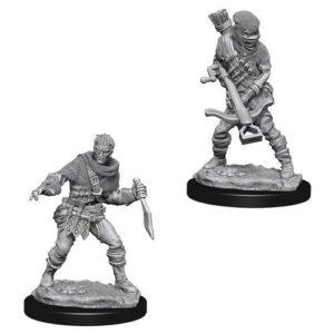 Pathfinder RPG: Deep Cuts Unpainted Miniatures: Bandits (Wave 4)
