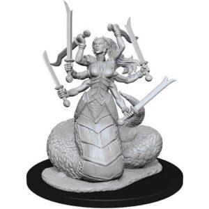 Dungeons & Dragons: Nolzur's Marvelous Unpainted Miniatures: Marilith (Wave 7)