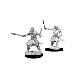 Dungeons & Dragons: Nolzur's Marvelous Unpainted Miniatures: Bandits (Wave 8)