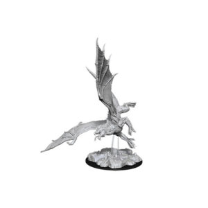 Dungeons & Dragons: Nolzur's Marvelous Unpainted Miniatures: Young Green Dragon (Wave 8)