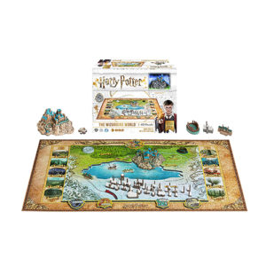 4D Cityscape Time Puzzle Harry Potter