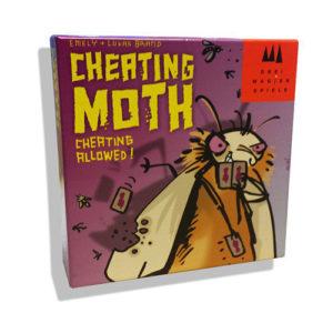 Cheating Moth English Edition