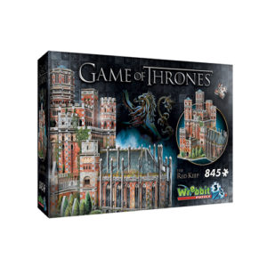 Wrebbit 3D Game Of Thrones: Red Keep Puzzle