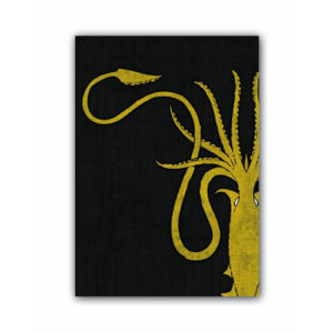 AGOT House Greyjoy Art Sleeve