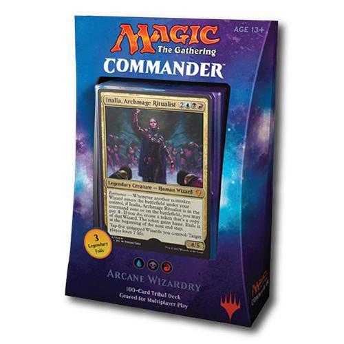 ARCANE WIZARDRY MTG: Commander 2017