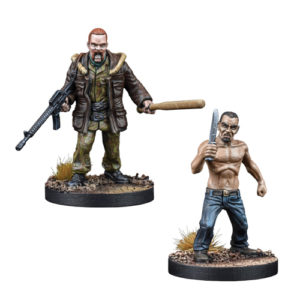 Abraham Booster - The Walking Dead: All Out War