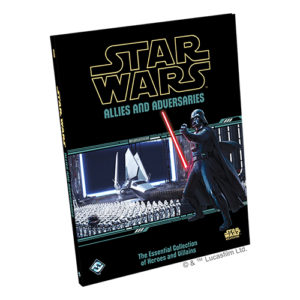 Allies and Adversaries: Star Wars Roleplaying