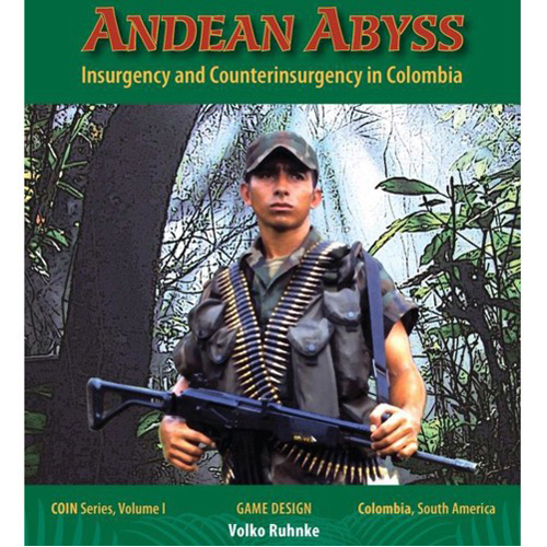 Andean Abyss Second Printing