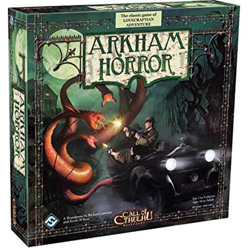 Arkham Horror Boardgame