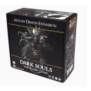 Asylum Demon Expansion: Dark Souls The Board Game