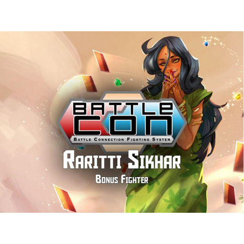 BattleCON: Raritti Sikhar