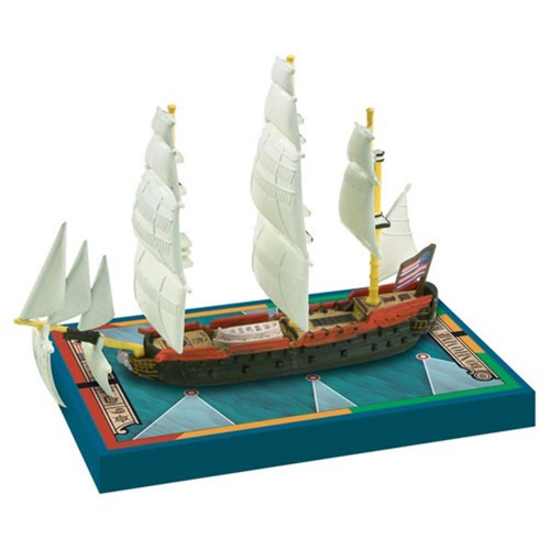 Bonhomme Richard 1779/ Bonhomme Richard: Sails of Glory Ship Pack