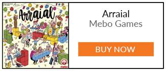 Buy Arraial Board Game