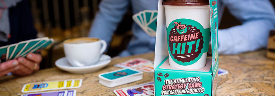 Caffeine Hit Game Review