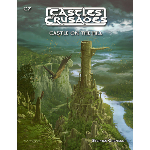 Castle on the Hill: Castles and Crusades