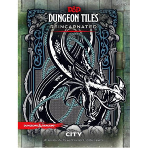 Dungeons & Dragons: City: Dungeon Tiles Reincarnated (DDN)
