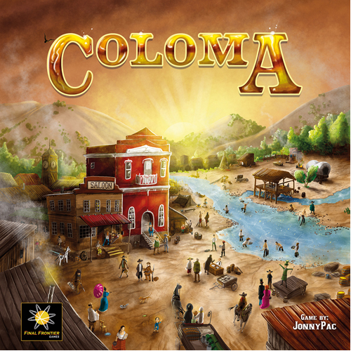Coloma Deluxe Edition