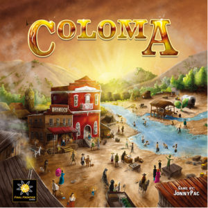 Coloma Kickstarter Retail Edition