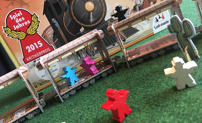 Combating Cult of the New - Colt Express