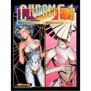 Cyberpunk 2020 RPG: Chromebook 1/2